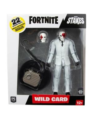 Figurka Fortnite McFarlane Toys - Wild Card Karo / Kier