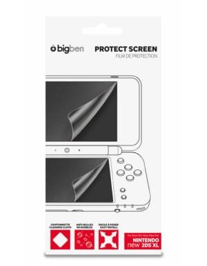 BIG BEN Folia Ochronna na Ekran Konsoli / Nintendo 2DS XL