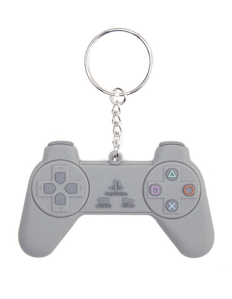 Gadżet / Gumowy Brelok / Pad Controller PlayStation