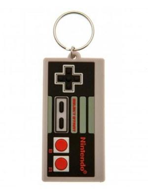 Gadżet / Gumowy Brelok / NES Controller
