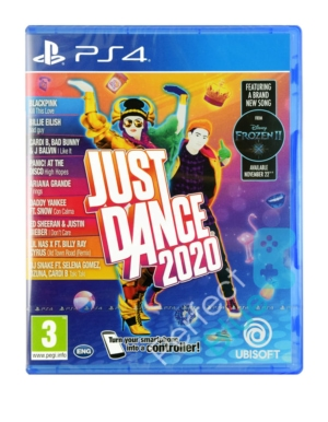 Gra PS4 Just Dance 2020