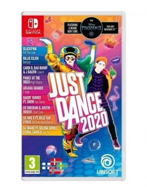 Just Dance 2020 Gra Nintendo Switch