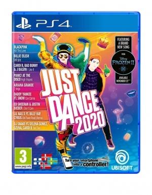 just dance 2020 gra ps4