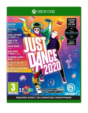 just dance 2020 gra xbox one