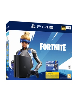 Konsola Sony PlayStation 4 PRO PS4 1TB / Najnowszy model 7216B + Fortnite