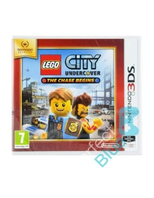 Gra Nintendo 3DS / 2DS Lego City Undercover: The Chase Begins
