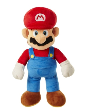 Gadżet Pluszowa Maskotka Nintendo Super Mario - 45cm