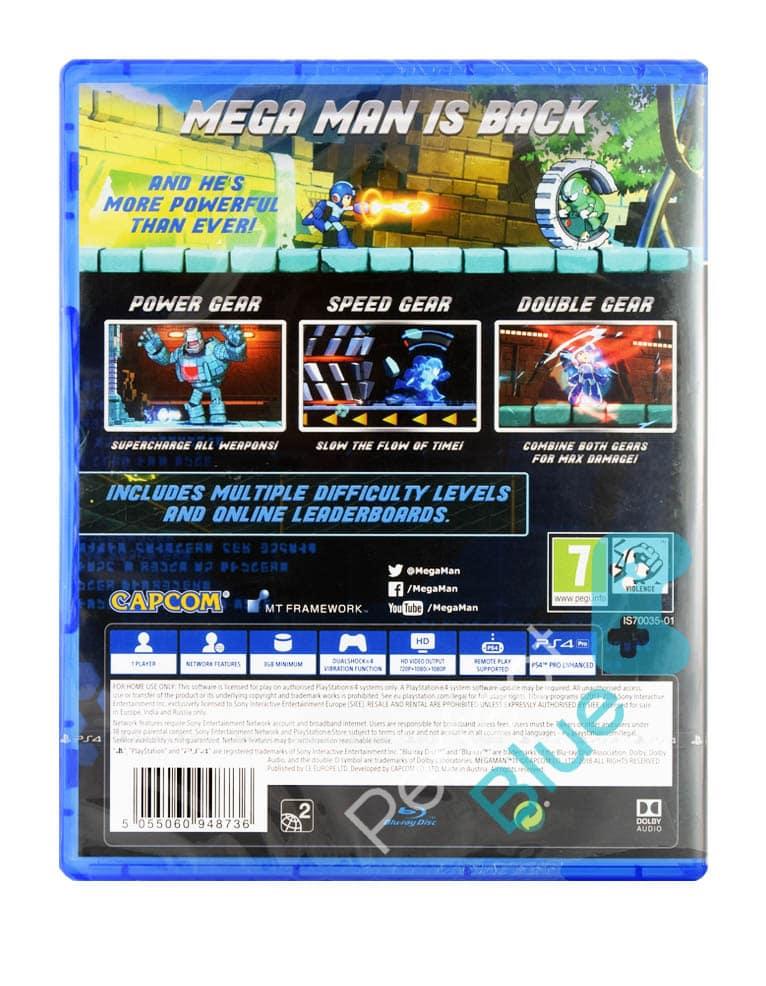 Gra PS4 Mega Man 11