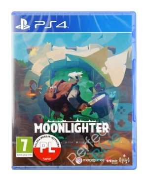 Gra PS4 Moonlighter