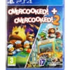 Gra PS4 Overcooked! + Overcooked 2 / Dwie Gry