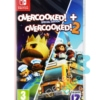 Gra Nintendo Switch Overcooked! Special Edition+ Overcooked! 2 / Dwie Gry!
