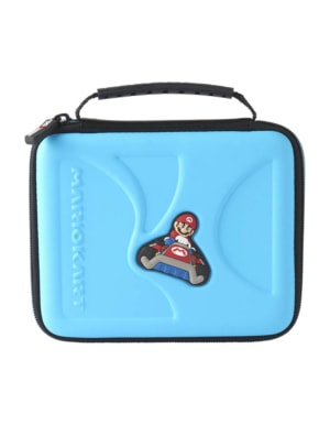 BIG BEN Etui Pokrowiec 2DS XL / 3DS XL Mario Kart Niebieski