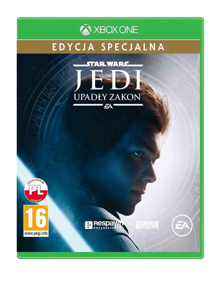 Gra Xbox One Star Wars Jedi: Fallen Order / Upadły Zakon Edycja Specjalna PL
