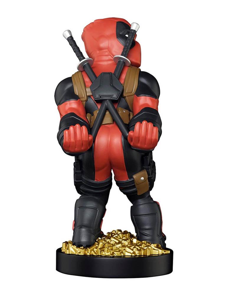 Cable Guys Figurka / Stojak na Kontroler lub Telefon Deadpool Nowy Model!