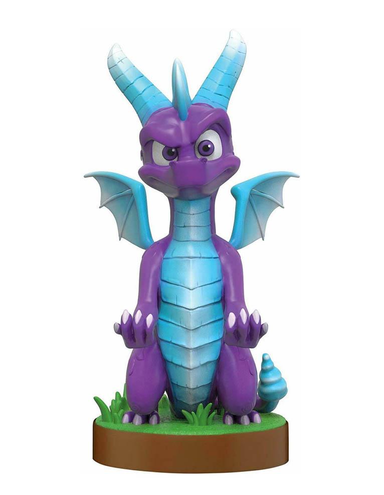 Cable Guys Figurka / Stojak na Kontroler lub Telefon Ice Spyro The Dragon