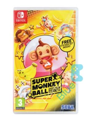 Gra Nintendo Switch Super Monkey Ball: Banana Blitz HD