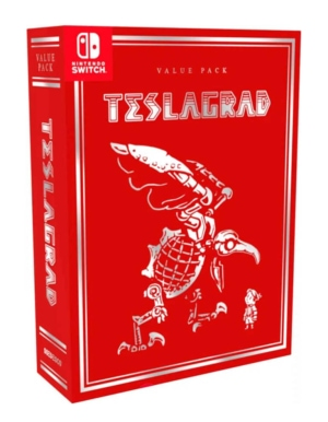 Gra Nintendo Switch Teslagrad Value Pack