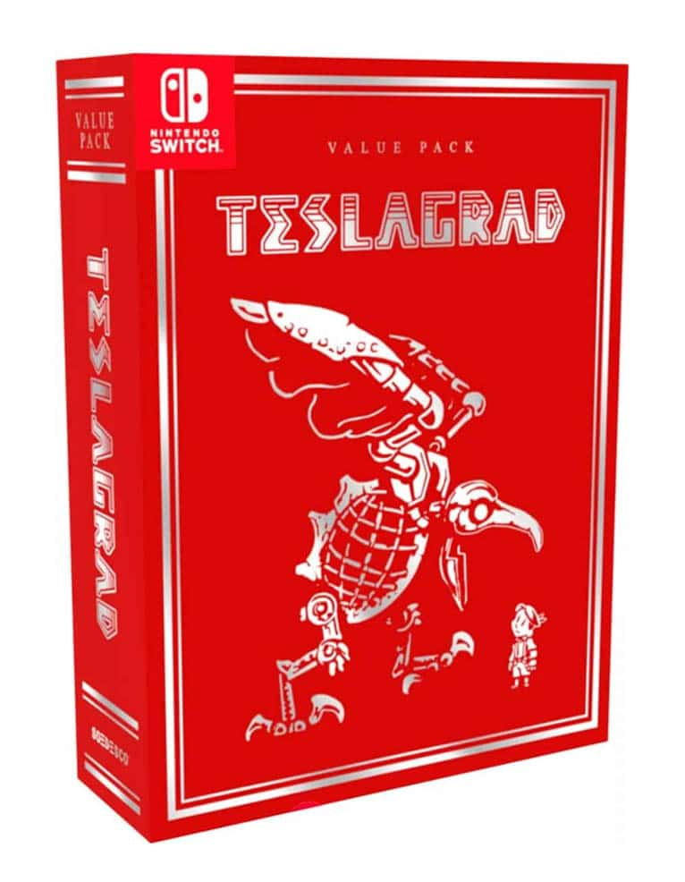 Gra Nintendo Switch Teslagrad Value Pack