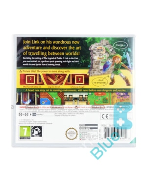 Gra Nintendo 3DS / 2DS The Legend Of Zelda: A Link Between Worlds