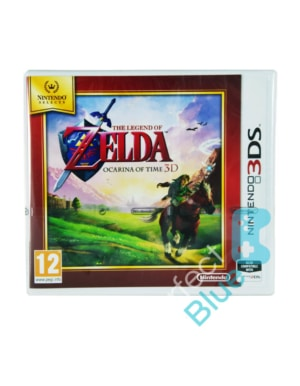 Gra Nintendo 3DS / 2DS The Legend Of Zelda Ocarina Of Time 3D