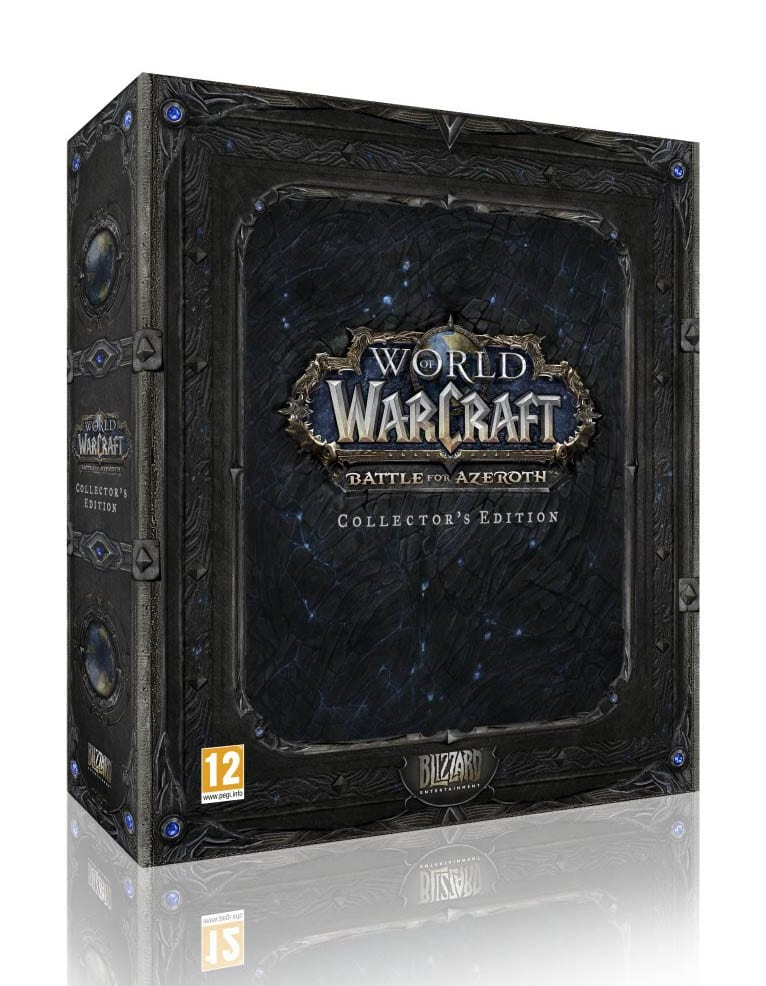 Gra PC World of Warcraft: Battle for Azeroth Edycja Kolekcjonerska