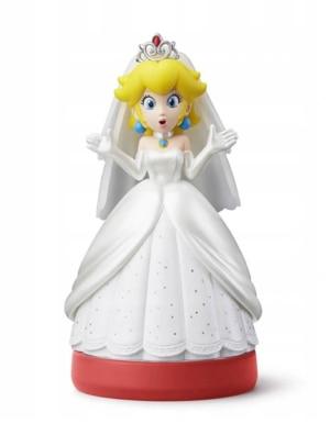 Figurka Amiibo - Super Mario Odyssey - Peach Wedding