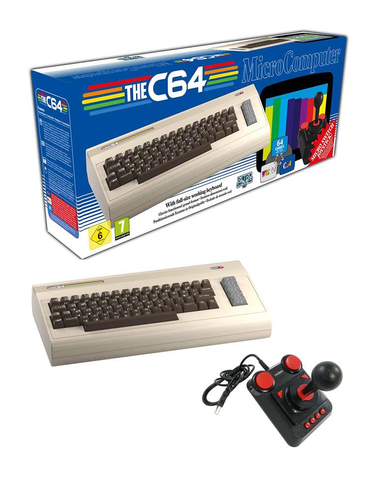 The C64 Maxi / Commodore 64 / Micro Computer 64 Games / Zawiera 64 gry