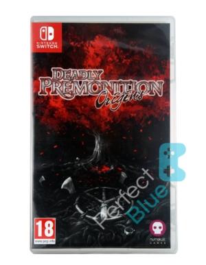 Gra Nintendo Switch Deadly Premonition Origins