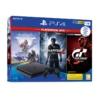 Konsola Sony PlayStation 4 PS4 Silm 1TB + 3 gry