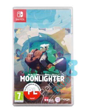 Gra Nintendo Switch Moonlighter PL