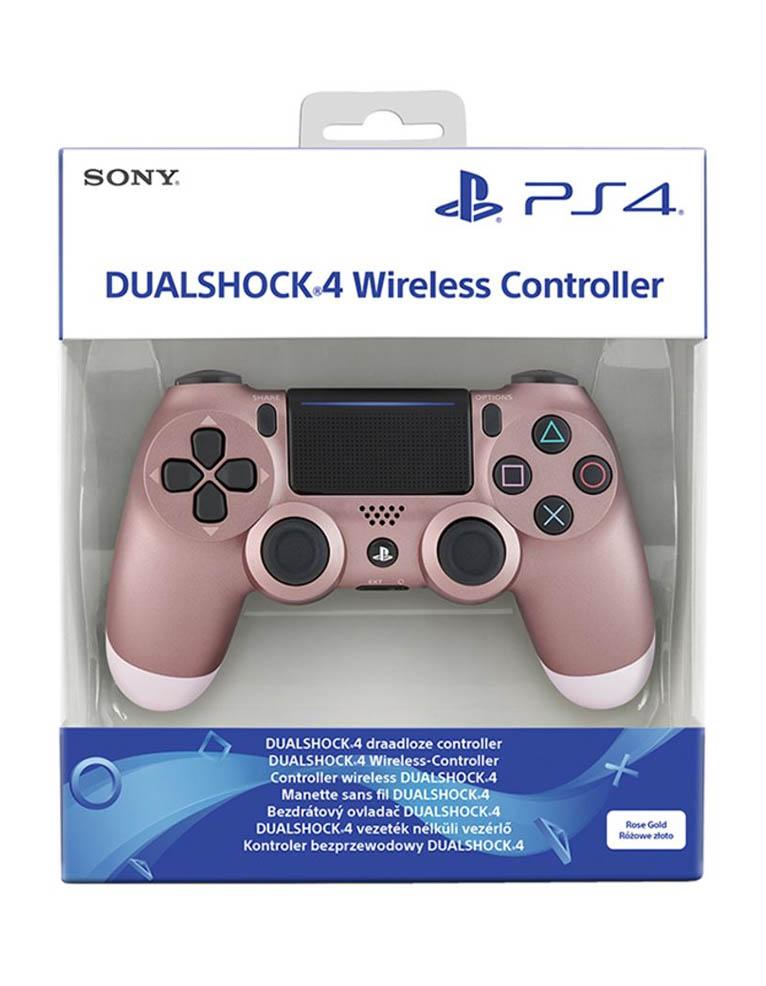 Pad kontroler Sony PS4 DualShock 4 v2 Różowe Złoto / Rose Gold