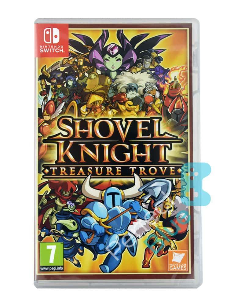 Gra Nintendo Switch Shovel Knight Treasure Trove