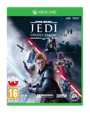 Gra Xbox One Star Wars Jedi: Fallen Order / Upadły Zakon PL