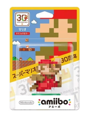 Figurka Amiibo - Super Smash Bros. 30th - Mario Classic
