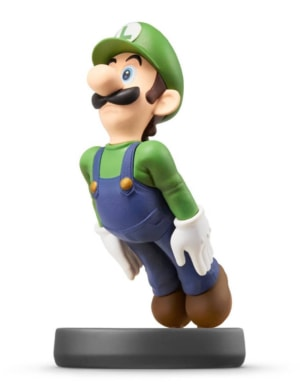 Figurka Amiibo - Super Smash Bros. Collection - Luigi No. 15