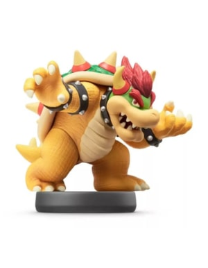 Figurka Amiibo - Super Smash Bros. Collection - Bowser No. 20