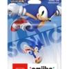 Figurka Amiibo - Super Smash Bros. Collection - Sonic The Hedgehog No. 26