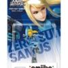 Figurka Amiibo - Super Smash Bros. Collection - Zero Suit Samus