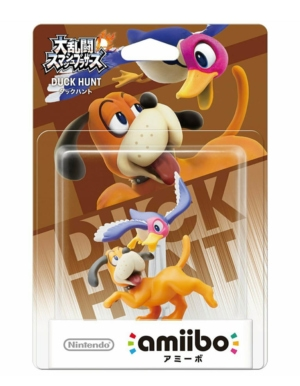 Figurka Amiibo - Super Smash Bros. Collection - Duck Hunt