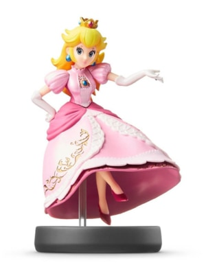 Figurka Amiibo - Super Smash Bros. Collection - Peach No. 2