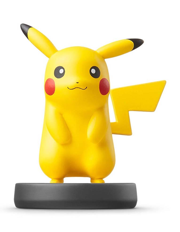 Figurka Amiibo - Super Smash Bros. Collection - Pikachu No. 10