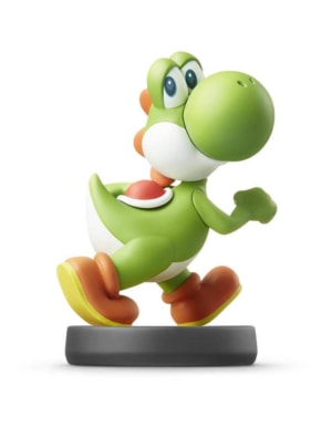 Figurka Amiibo - Super Smash Bros. Collection - Yoshi No. 3