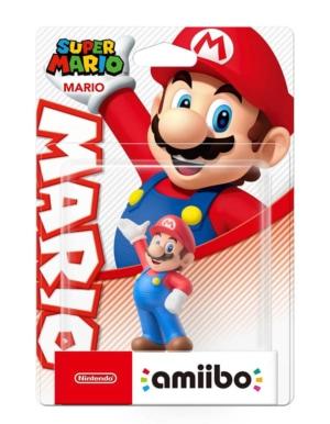Figurka Amiibo - Super Mario - Mario