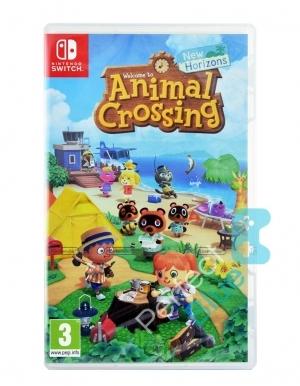 Gra Nintendo Switch Animal Crossing: New Horizons + BRELOK!