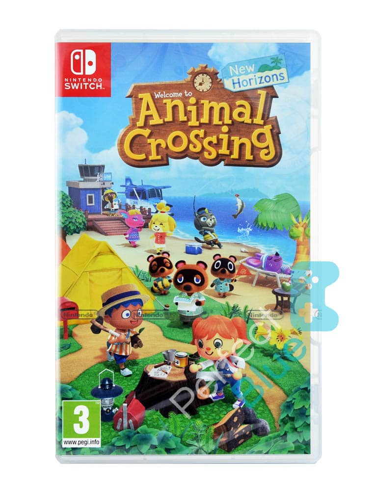 Gra Nintendo Switch Animal Crossing: New Horizons + BRELOK!
