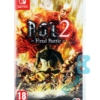 Gra Nintendo Switch Attack on Titan 2 A.O.T. 2. Final Battle