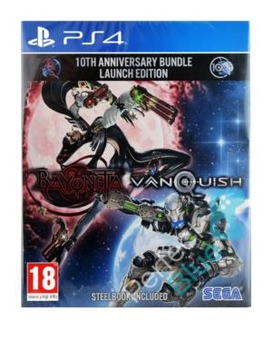 Gry PS4 Bayonetta & Vanquish 10 Anniversary Bundle