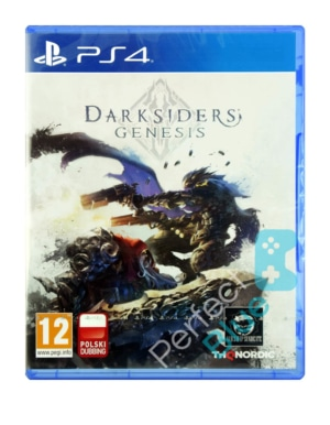 Gra PS4 Darksiders Genesis