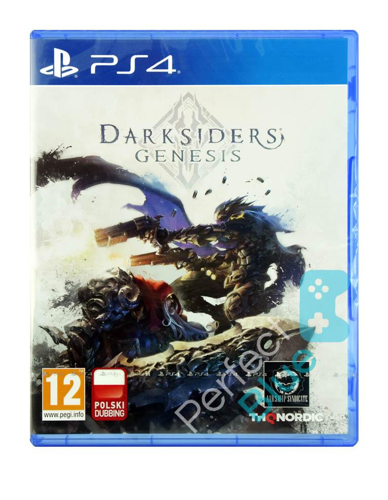 Gra PS4 Darksiders Genesis