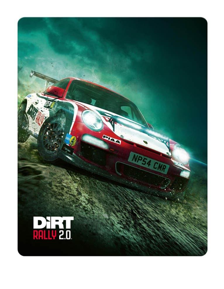 Kolekcjonerski Steelbook Dirt Rally 2.0